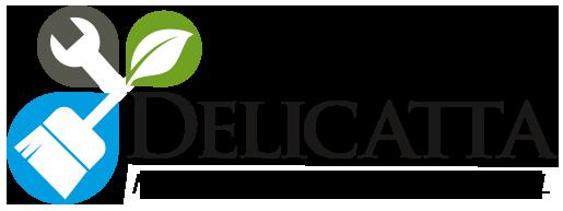 Logo Delicatta Manutencao Predial